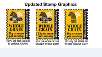 Whole Grain Stamp collection grows with interest in ancient grains