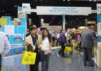IFT 2013 in pictures: Open innovation, algae, stevia, 4-MEI