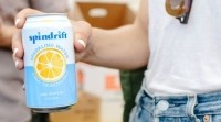 Spindrift sparkling waters contain 5-8% juice and up to 15 calories per 12oz can