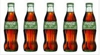 Coca-Cola Life is sweetened with a combination of cane sugar and stevia