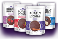 Purely Pinole is introducing purple maize into the hot cereal breakfast category, long dominated by oatmeal.