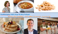 Soup-To-Nuts Podcast: Evolving views on breakfast