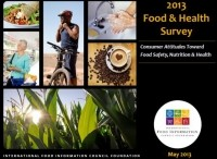 IFIC Food & Health survey: Consumers on GMOs, omega-3s, caffeine